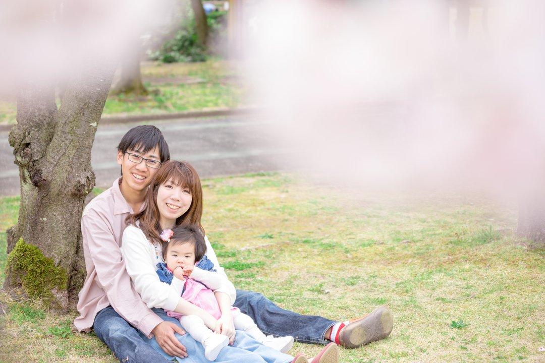 Sachika×Takuya | 家族写真(ファミリーフォト)