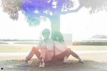 Marin × Shinsuke | カップルフォト