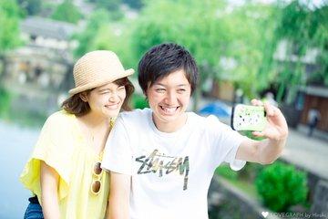 Karin × Sho   カップルフォト