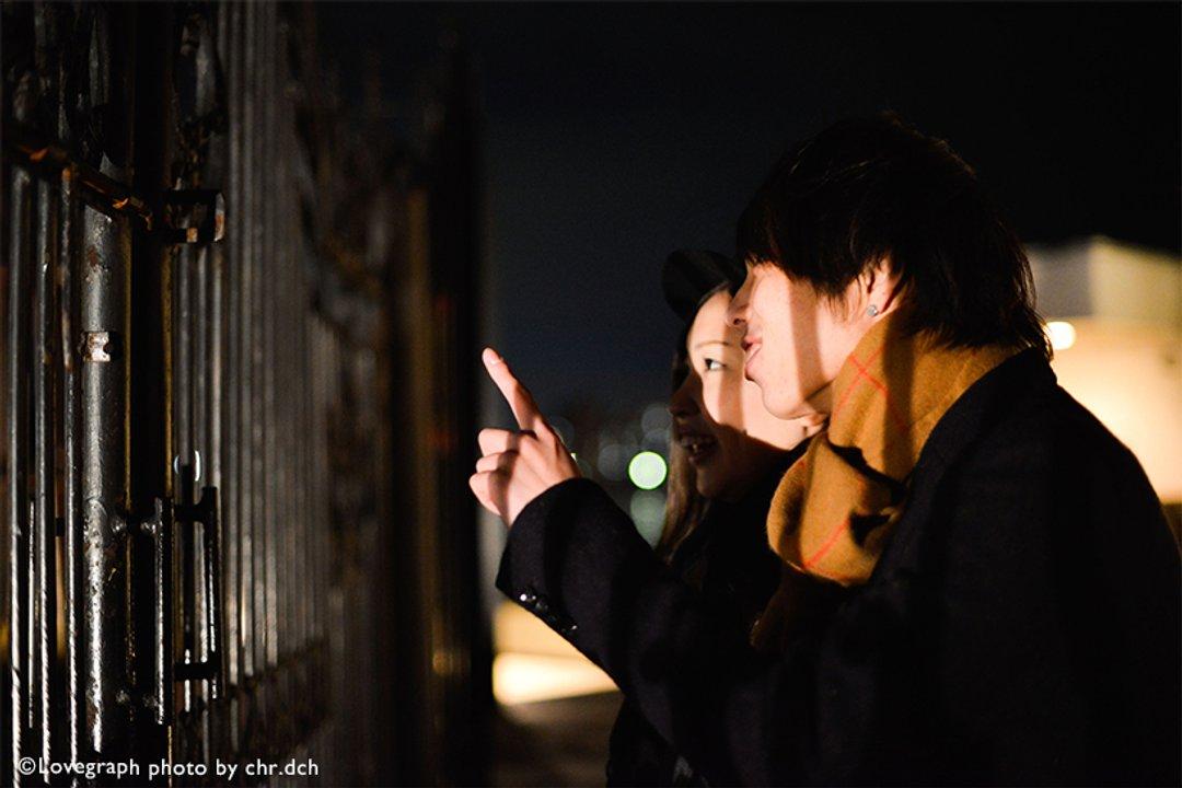 Shun × Tomomi   カップルフォト