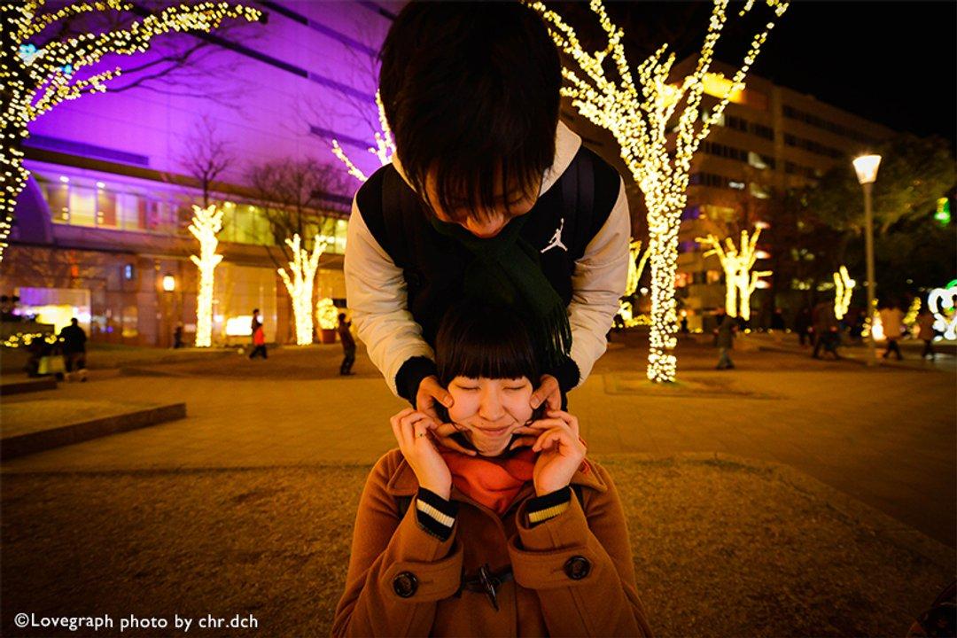 Hiroki × Miki | カップルフォト