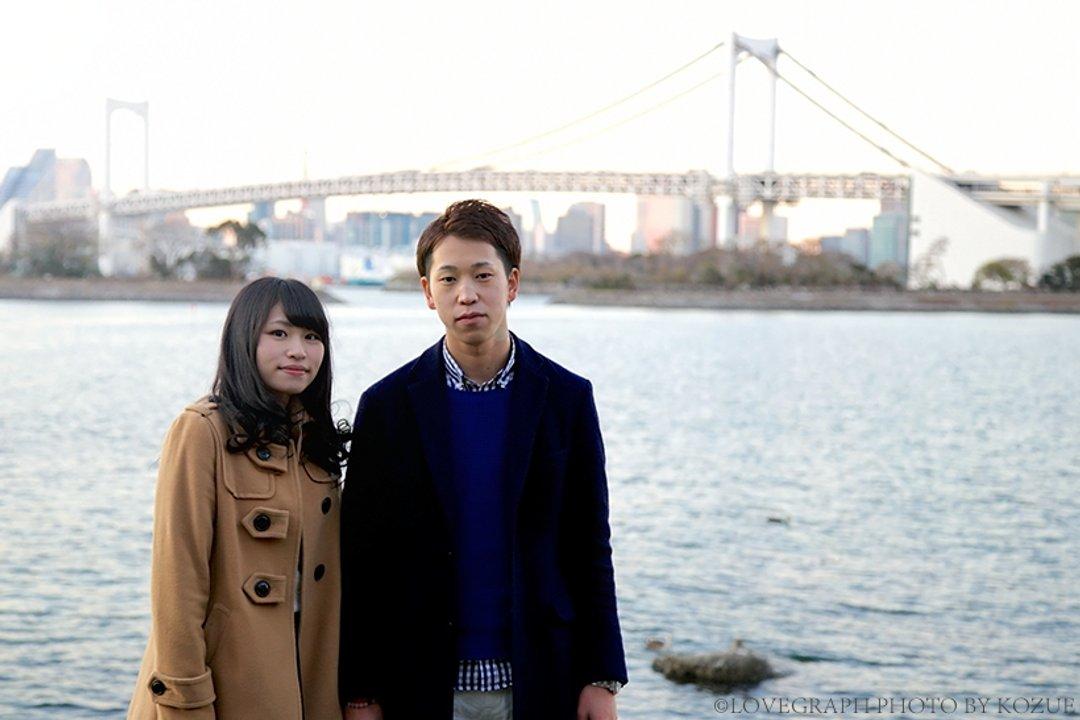 Eiji × Mari | カップルフォト