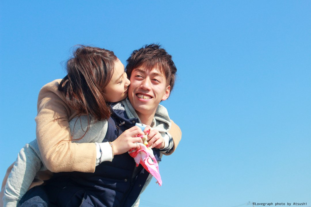 Katsuteru × Chio   カップルフォト