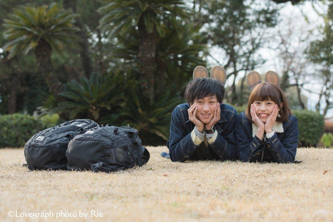Kensuke × Rina | カップルフォト