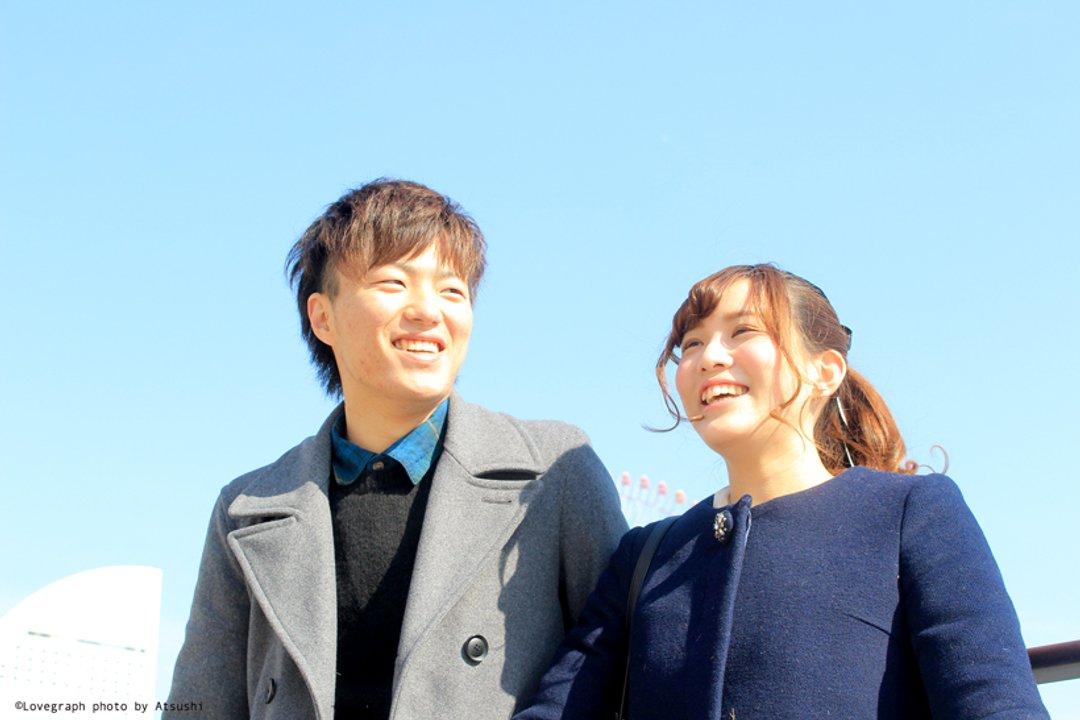 Naoya × Megumi | カップルフォト