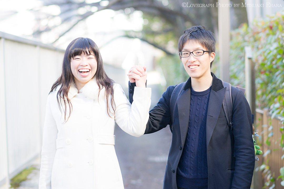 Mikio × Maaya   カップルフォト