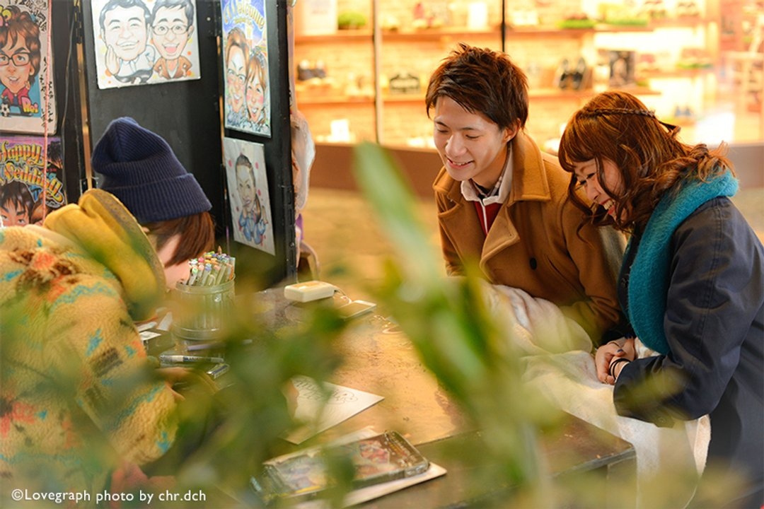 Shintaro × Lei   カップルフォト