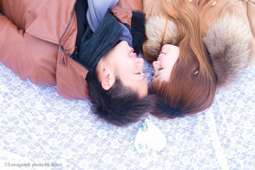Akito × Madoka | 夫婦フォト