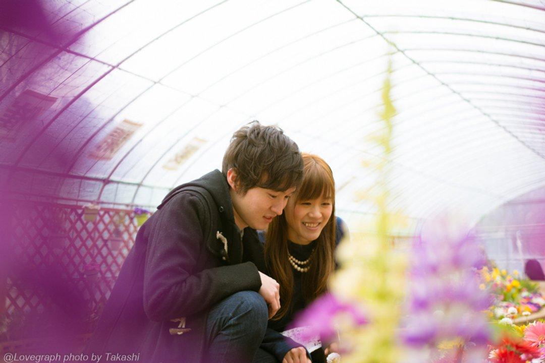 Junji × Taeko   夫婦フォト