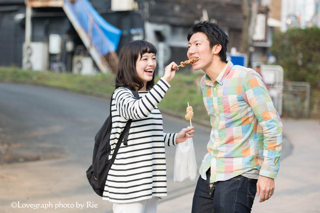 Shintaro × Anna | カップルフォト