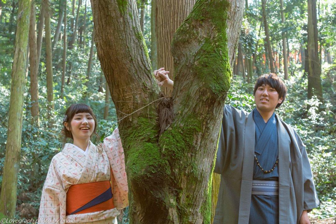 Takahisa × Miki   カップルフォト