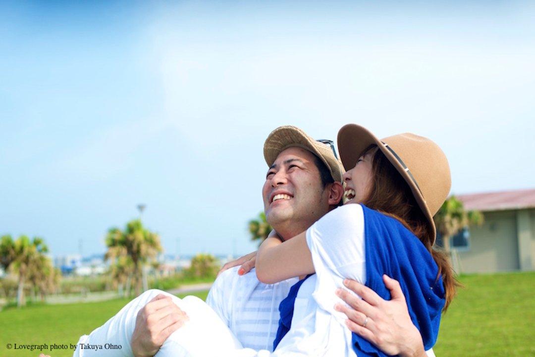 Takashi × Makoto | 夫婦フォト