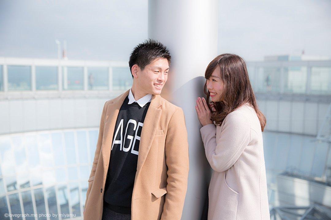 Seiji × Saya   カップルフォト