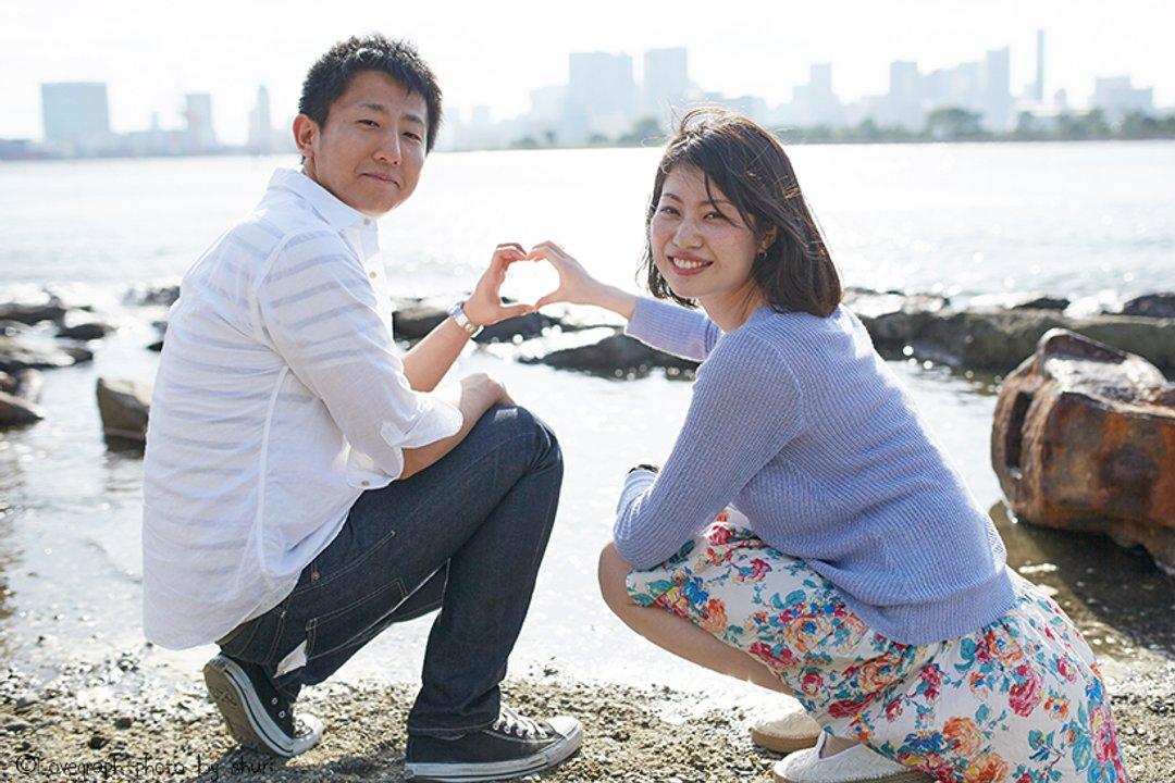 Keisuke × Mai   カップルフォト