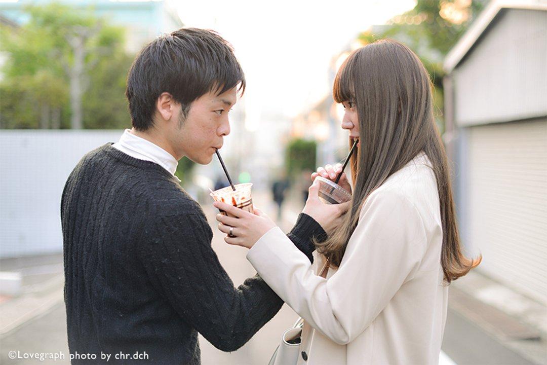 Shiho × Hiroki | カップルフォト