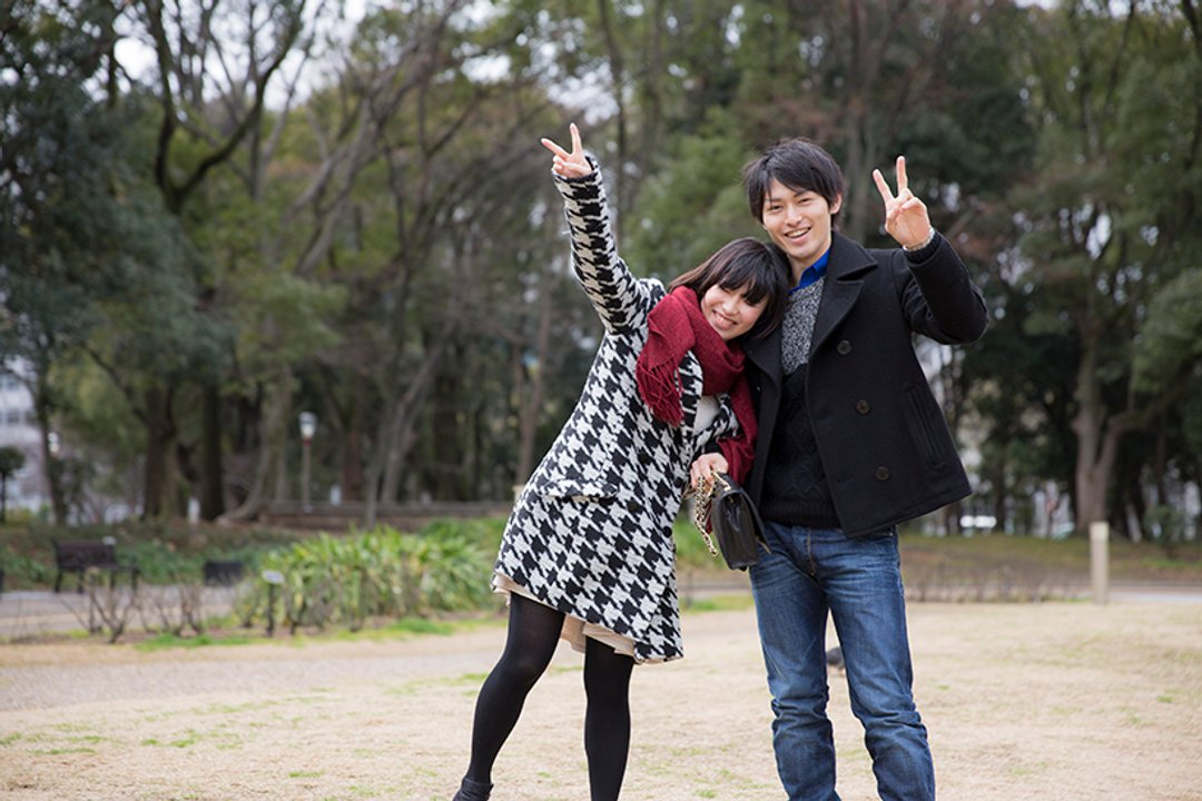 Yu-ichi × Akane | カップルフォト