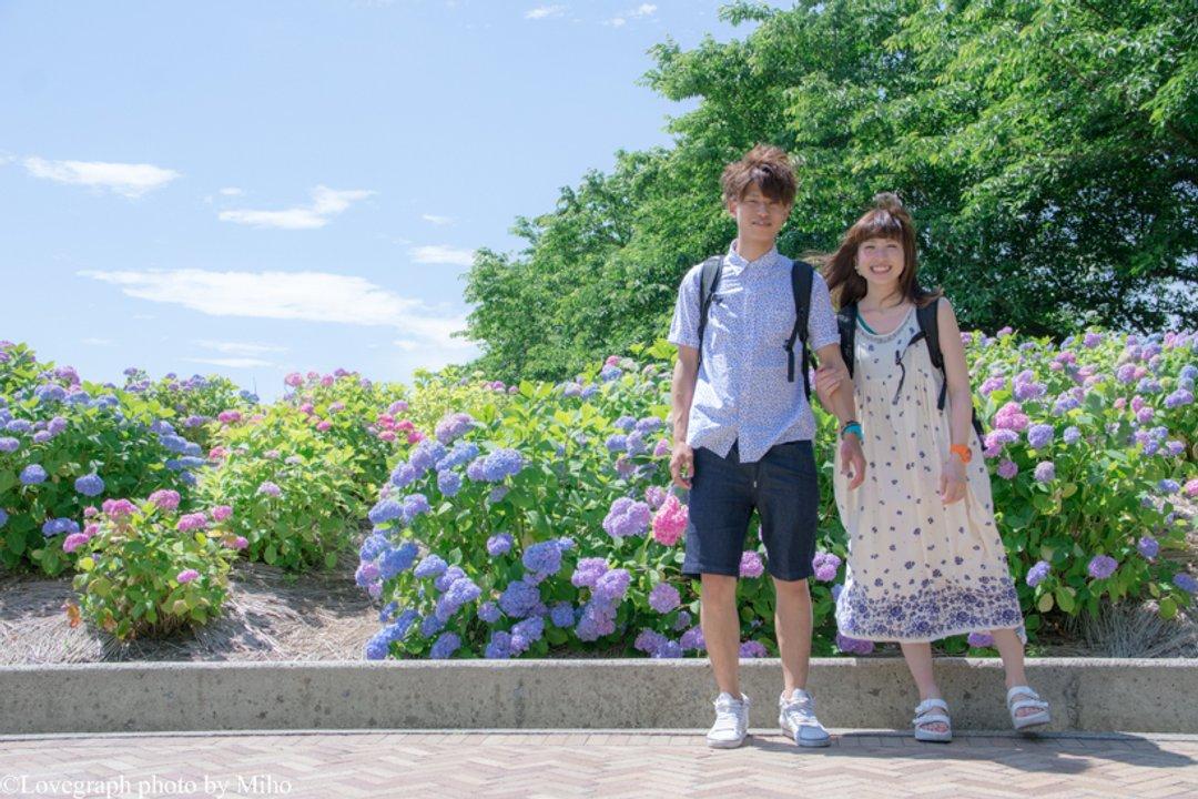 Taichi × Mizuki   カップルフォト