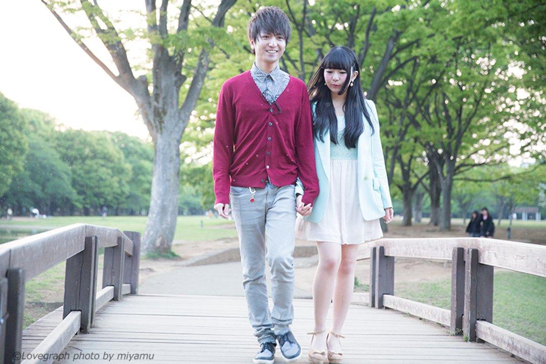 Ryo × Yurika | カップルフォト