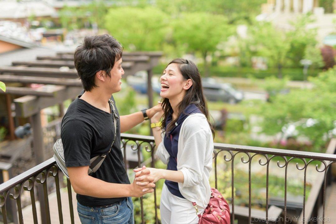 Hirotaka × Ryoko | カップルフォト