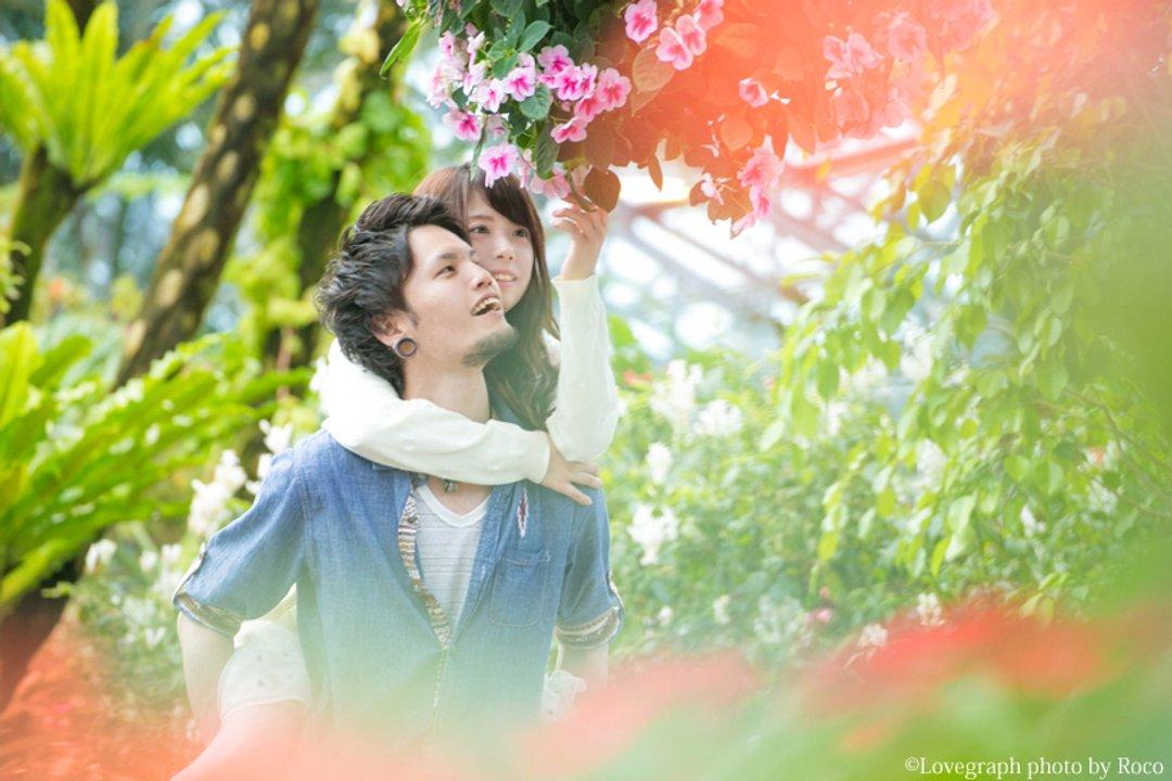 Kyosuke × Sayaka | カップルフォト