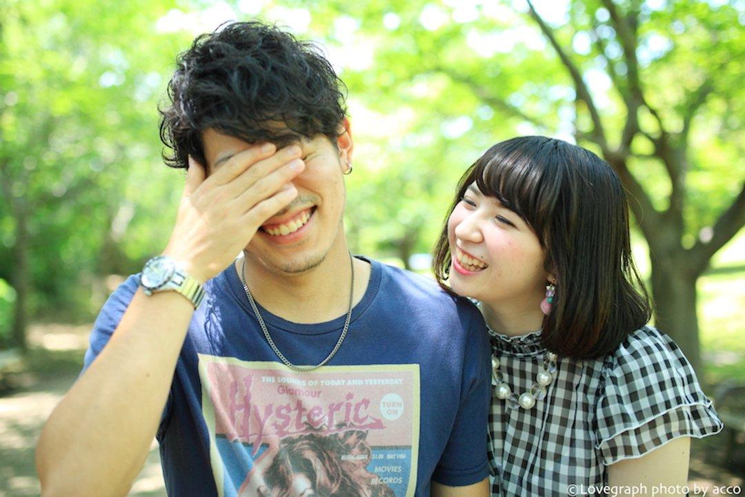 Dai × Anri   カップルフォト
