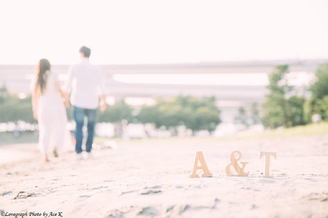 Tadahiro × Aya | 夫婦フォト