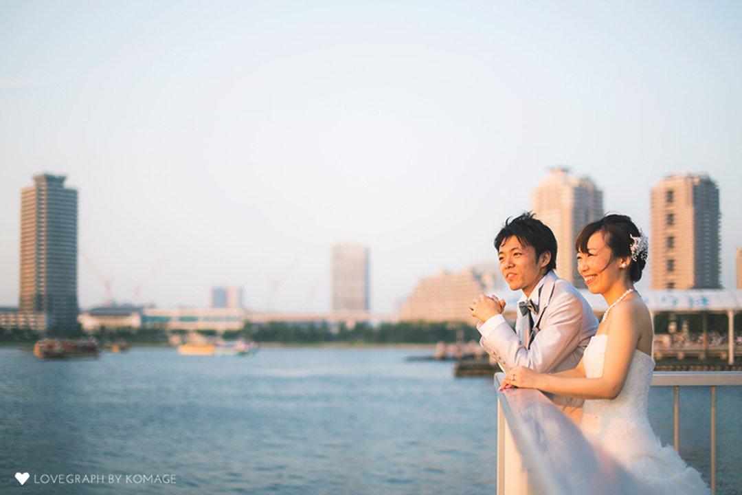Takenori × Mami | 夫婦フォト