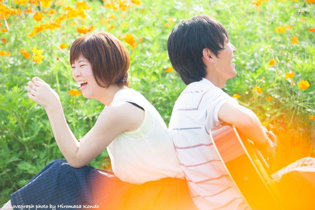 Ryoma × Miho   カップルフォト