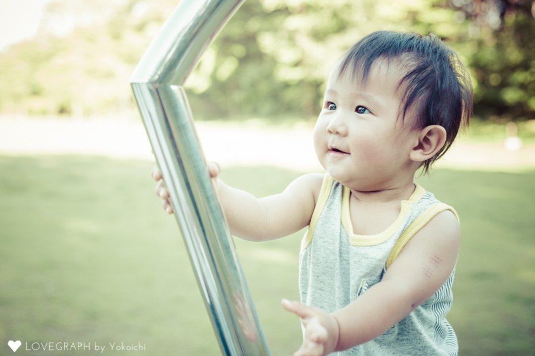 Anna × Yu × Gaku | 家族写真(ファミリーフォト)