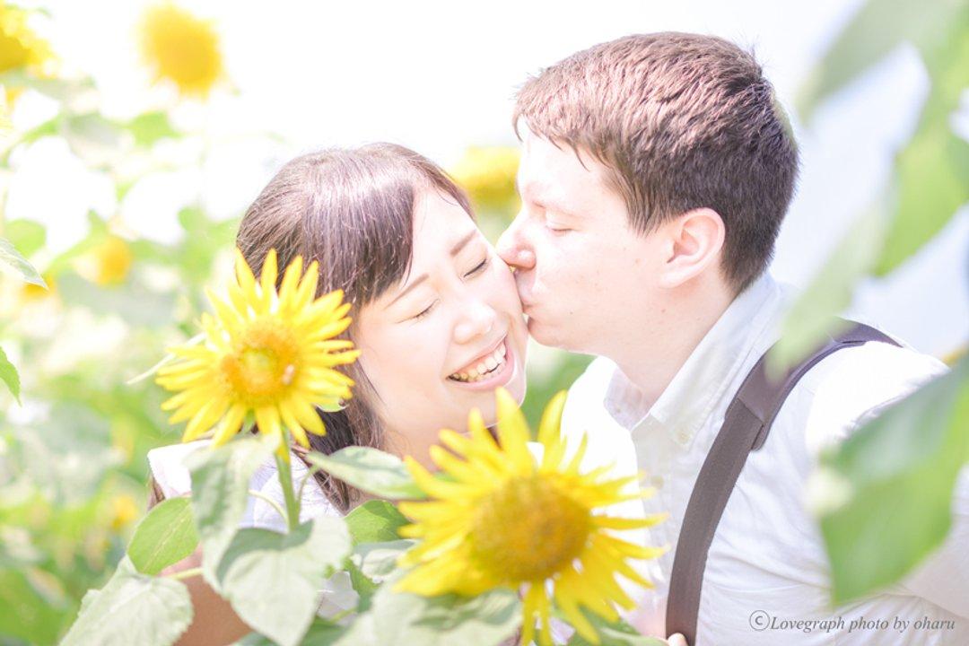 Philipe × Haruka   カップルフォト