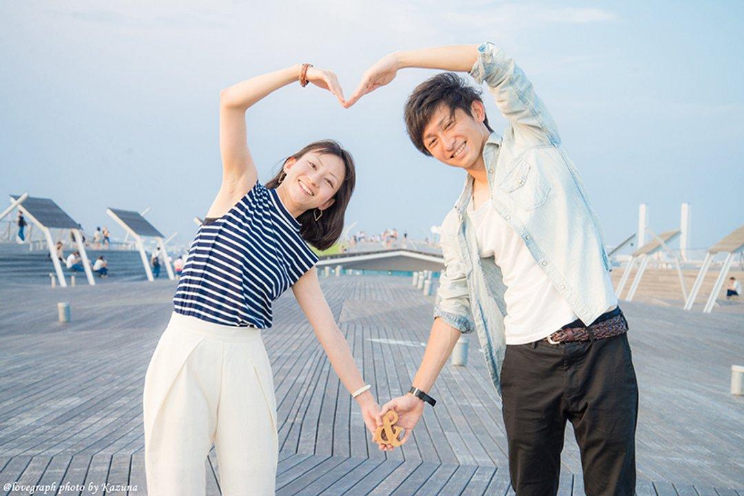 Hiroshi × Mari | 夫婦フォト