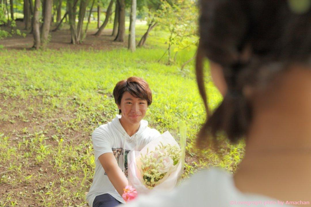 Shuhei × Chitose | カップルフォト