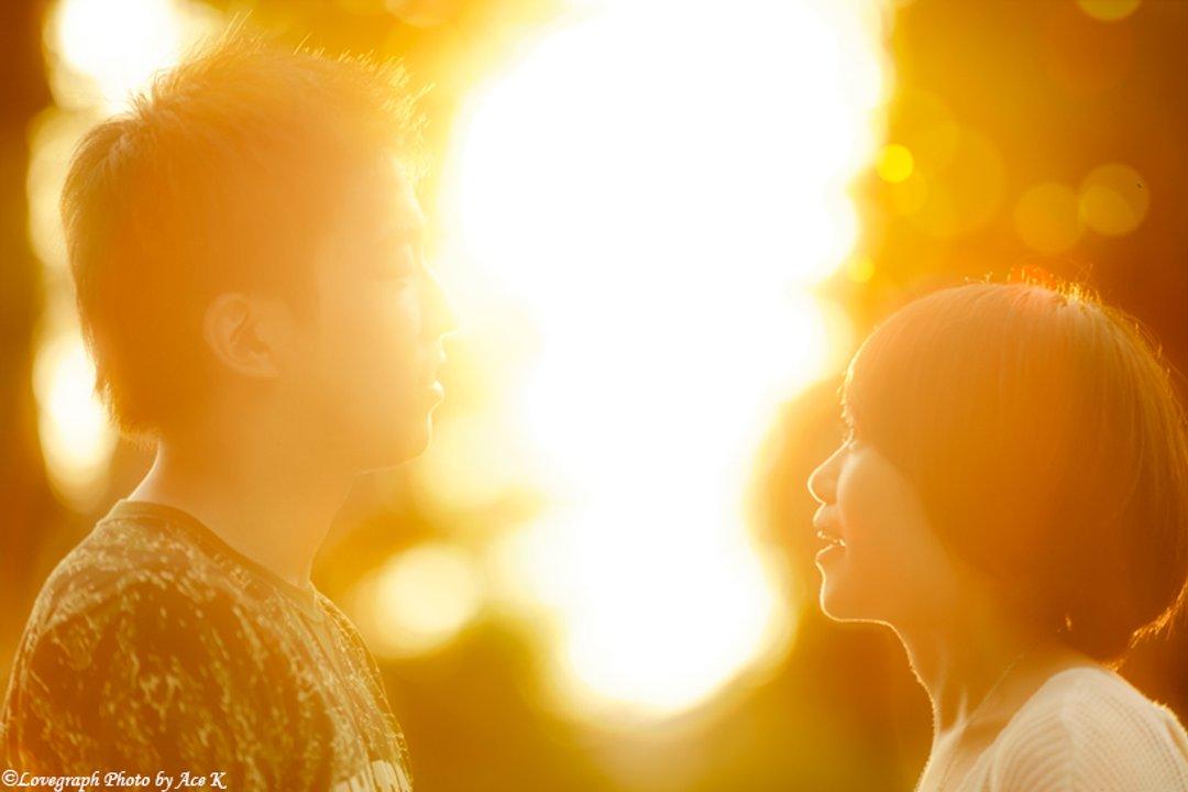 Hajime × Aya   カップルフォト