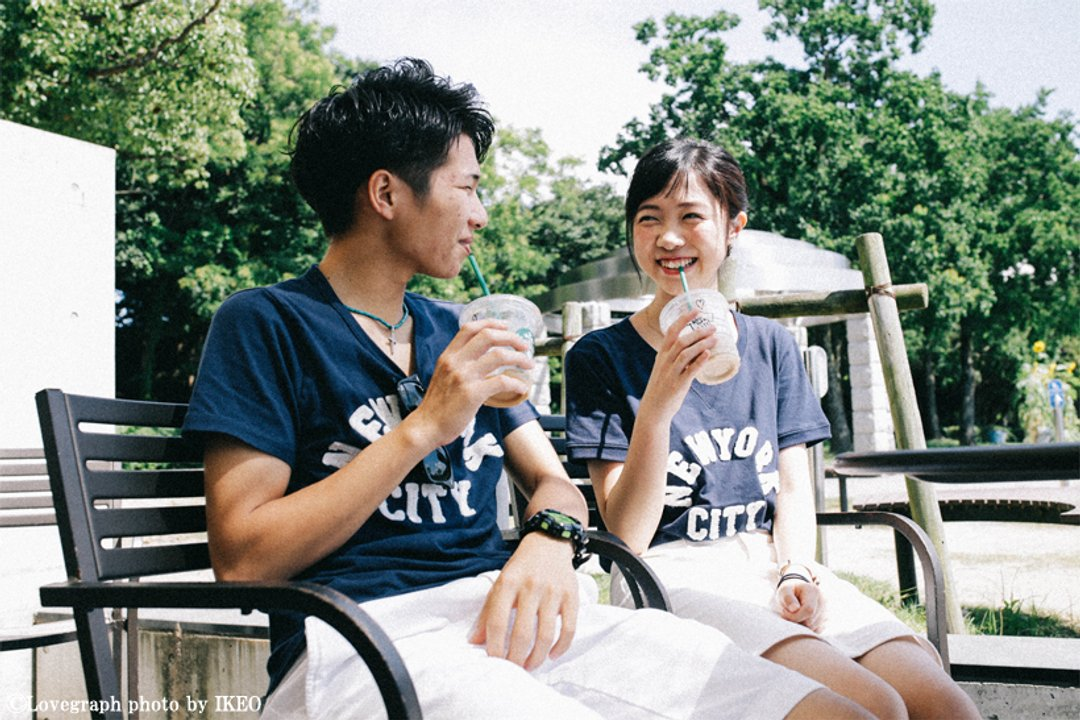Tatsuhide × Kana | カップルフォト
