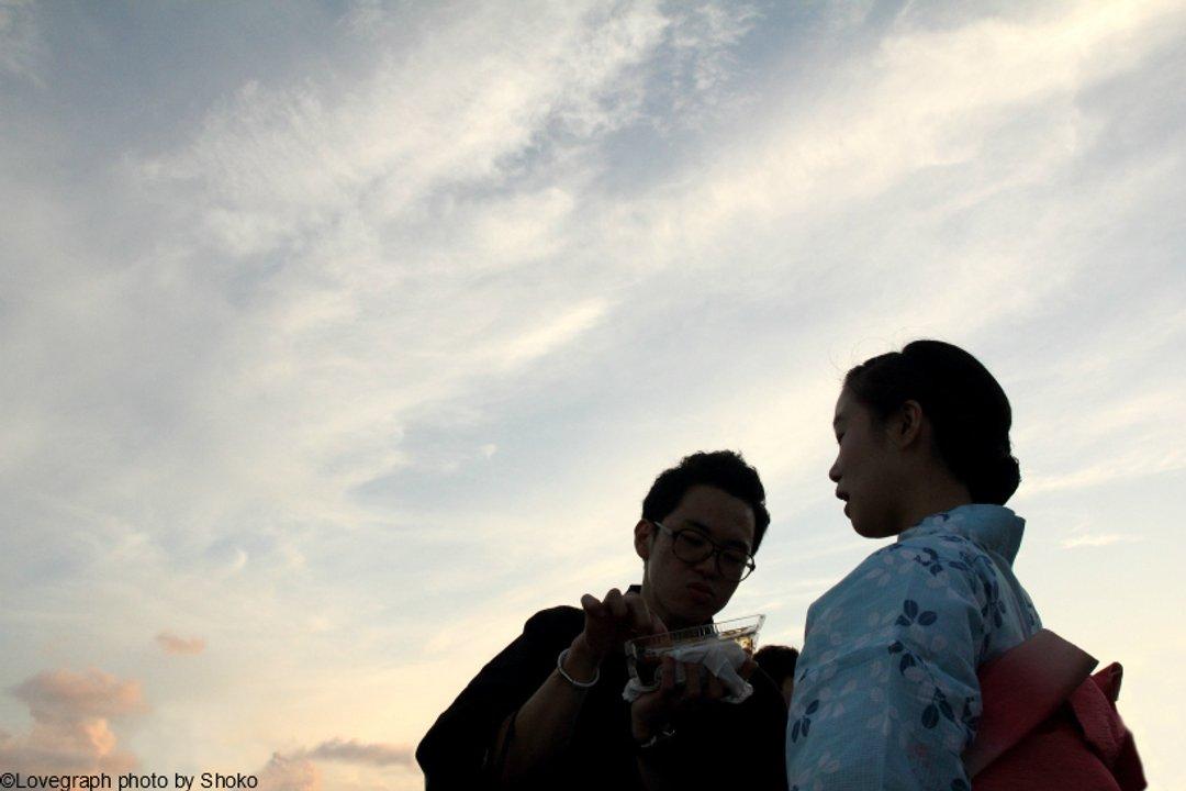 Sanghyup × Kazue   夫婦フォト