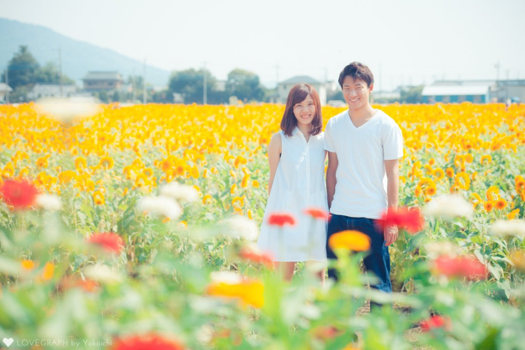 Kazuki × Momoko | カップルフォト