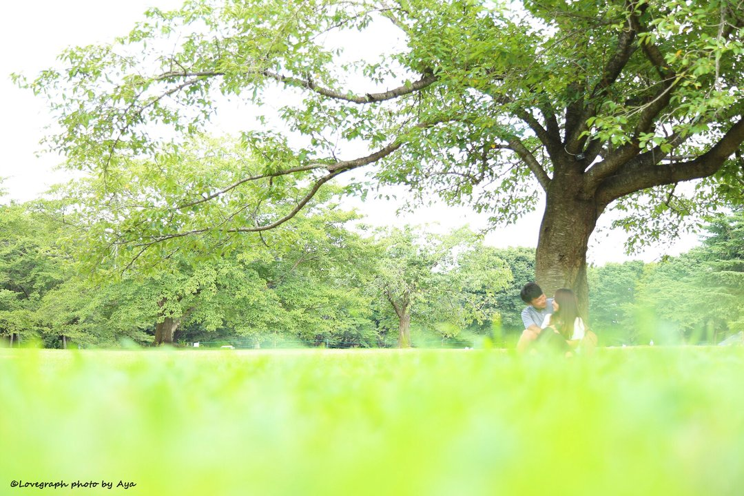 Tokuma × Momo   カップルフォト