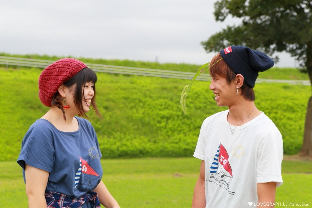 Masahiro × Ai   カップルフォト