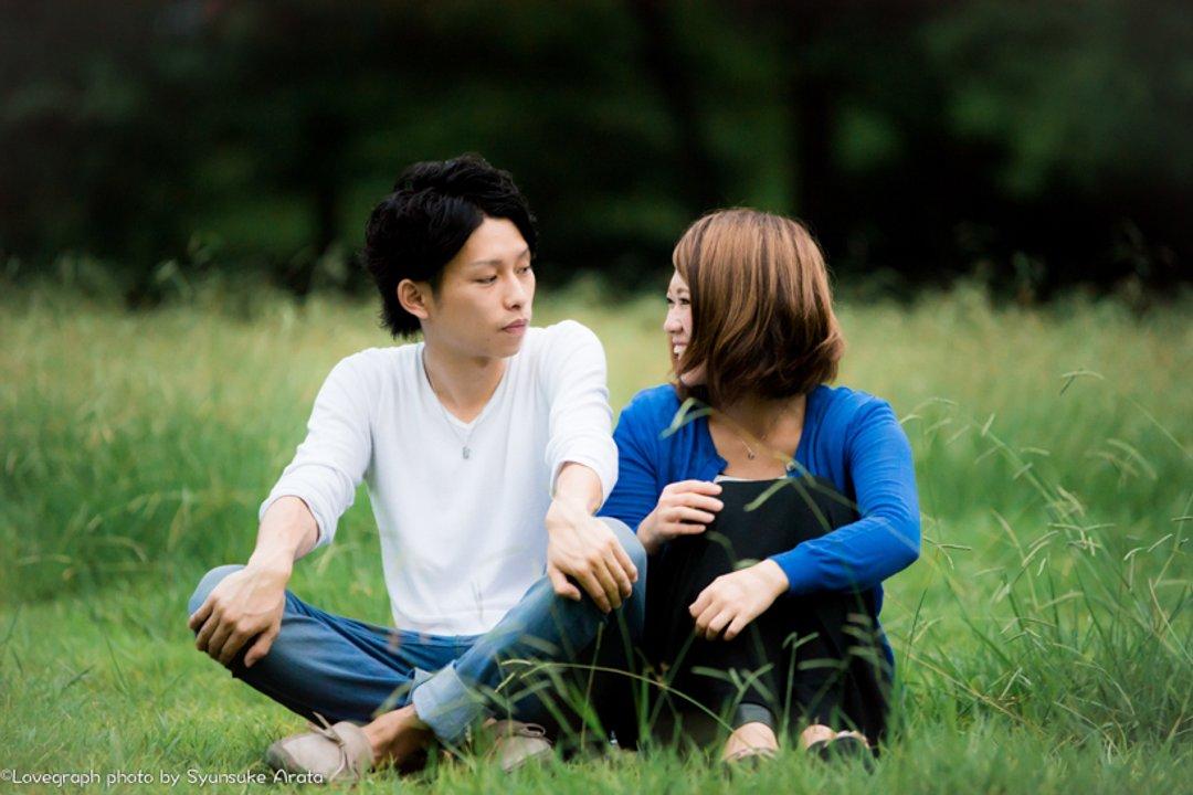 Daisuke × Maika   カップルフォト