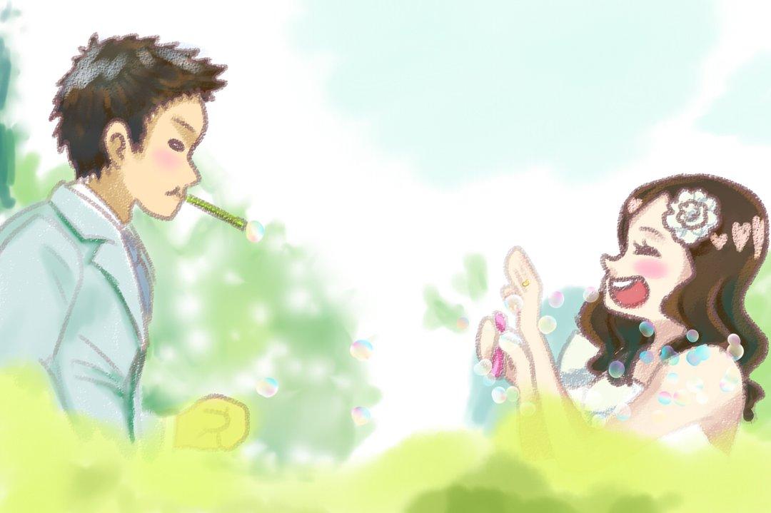 Takahiro × Mayumi   カップルフォト