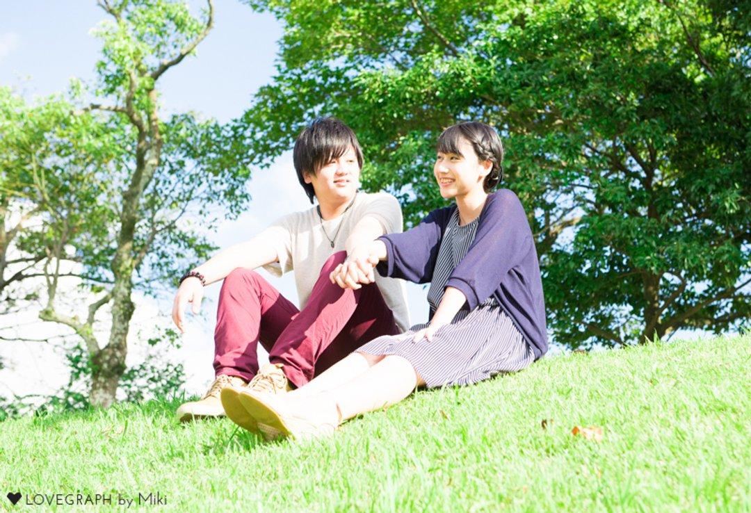 Akitomo × Yumie   カップルフォト