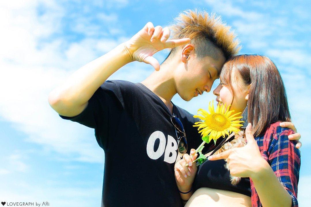 Seiya × Sayaka | 夫婦フォト