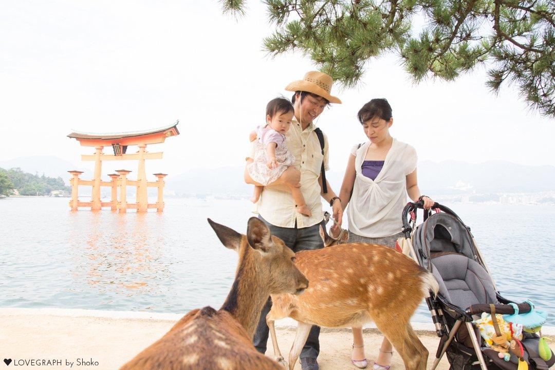 Hisao × Hazuki × Tae   家族写真(ファミリーフォト)