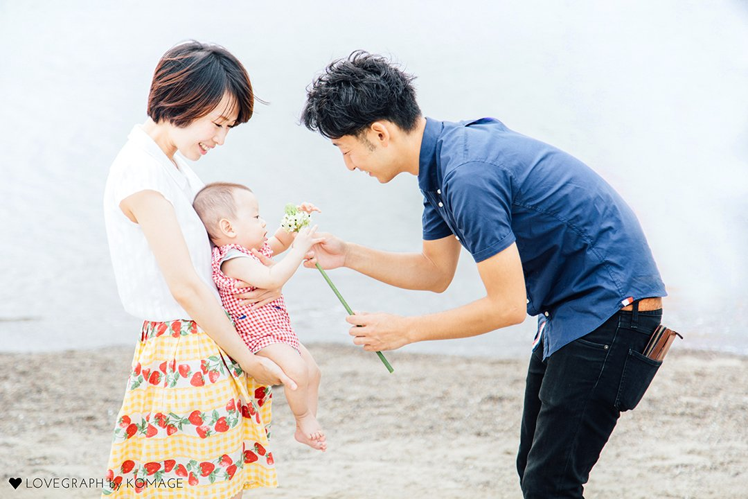 """写真は未来への贈り物。""""幸せ""""という感情をLovegraphが写真に残す理由。  16番目の写真"""