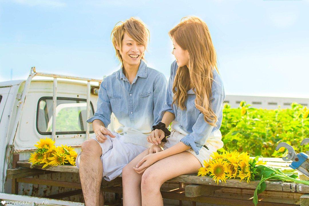Ryota × Ayumi   カップルフォト