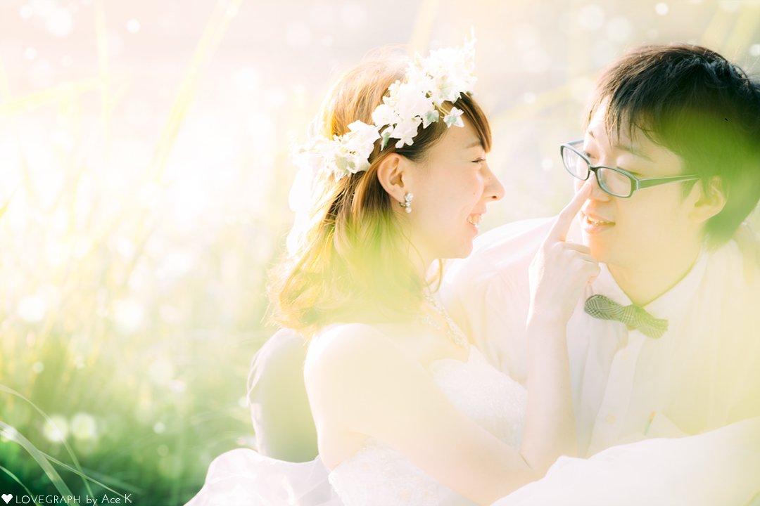 Daiki × Moe   夫婦フォト