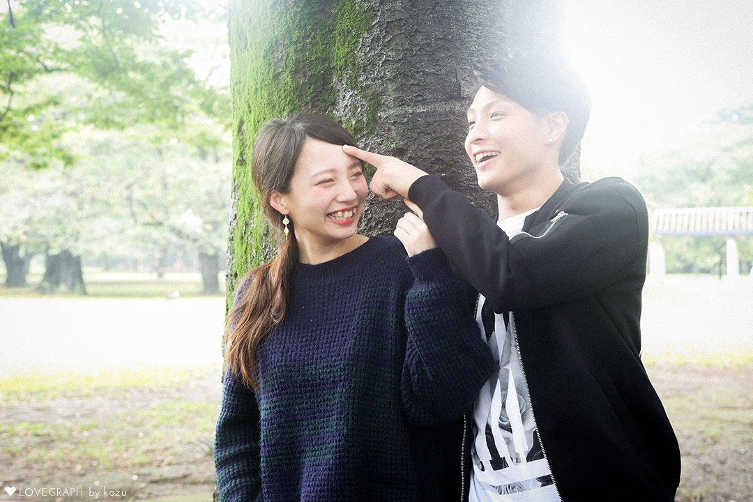 Akihiro × Yio | カップルフォト