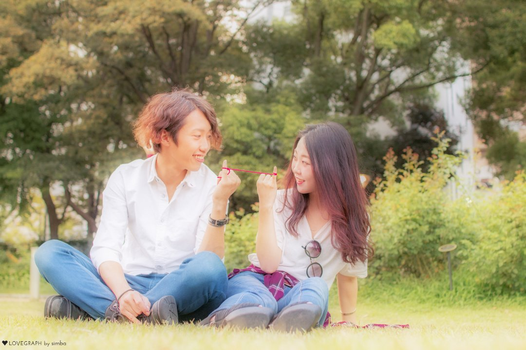 Junya × Akemi | カップルフォト