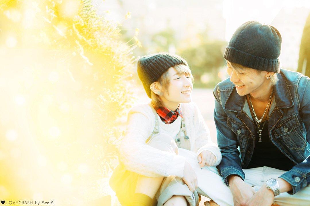 Yoshiyuki × Minako | カップルフォト