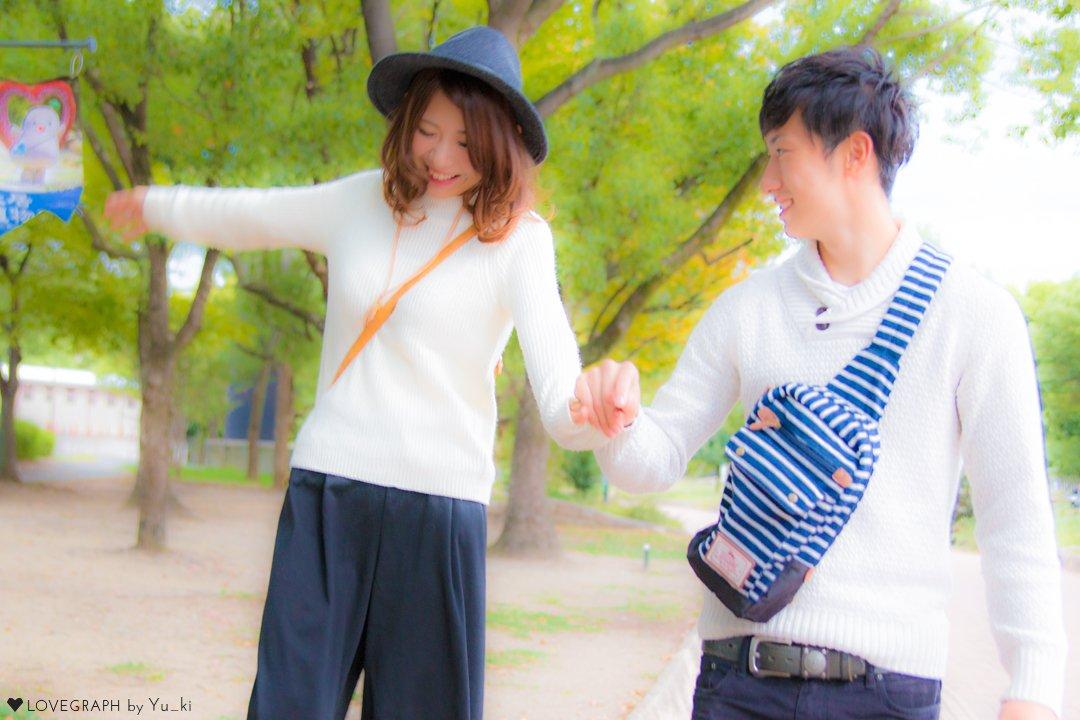Tomoki × Mayuno   カップルフォト